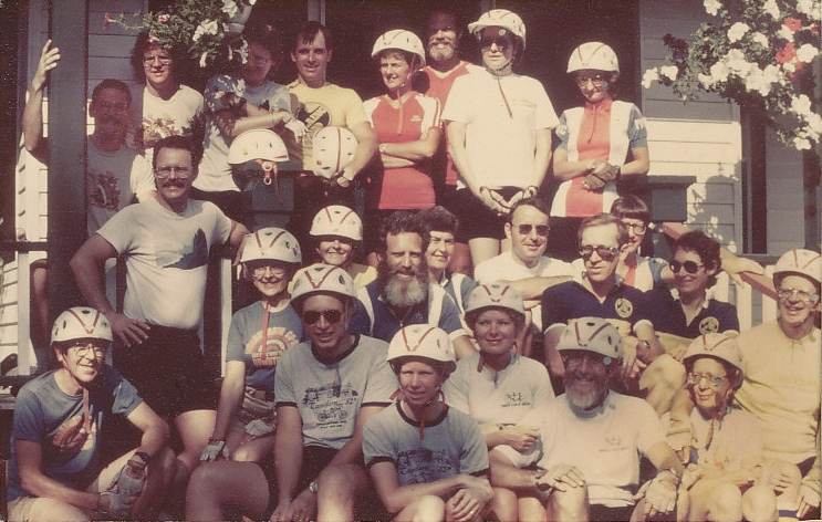 1983 New Hampshire Monadnock Tandem Inns ETR PreTour