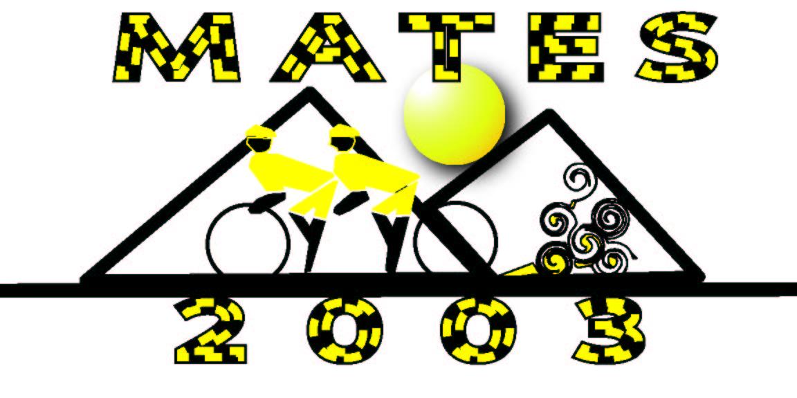 MATES 2003 Logo