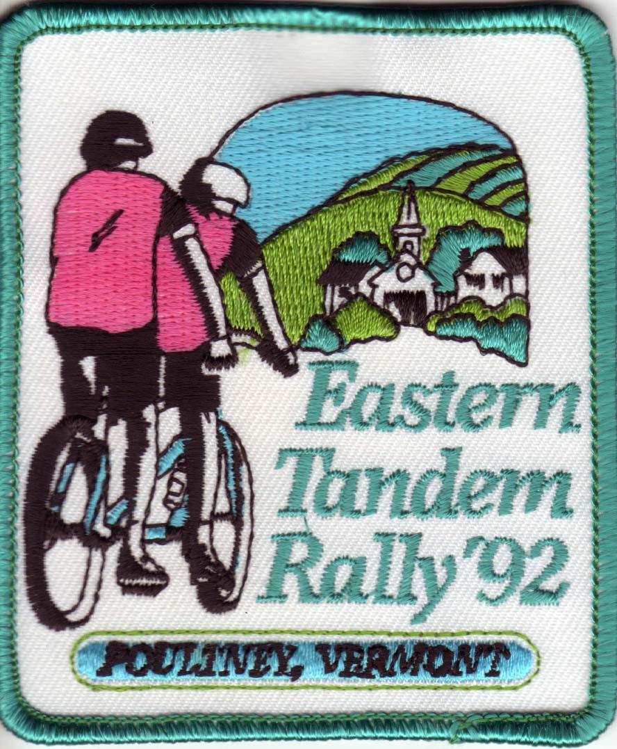 ETR 1992 Poultney VT