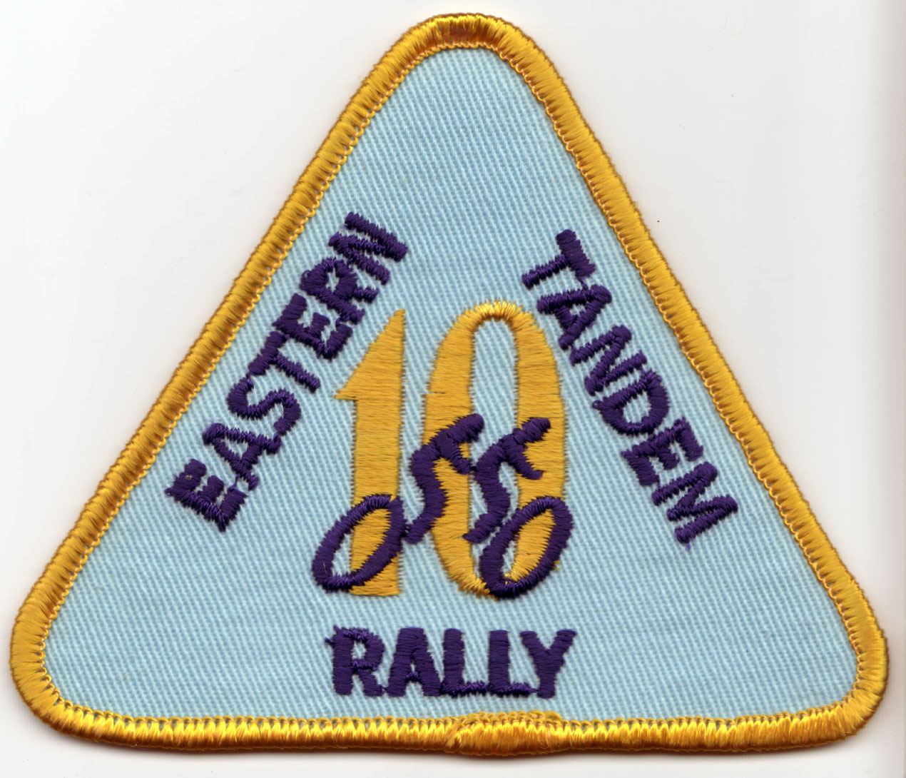 ETR 10-Year Participation Patch